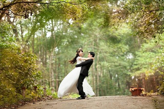 Diseño con los detalles de boda para una perfecta ceremonia