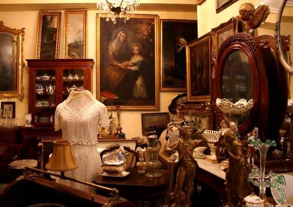 antiguedades conservación