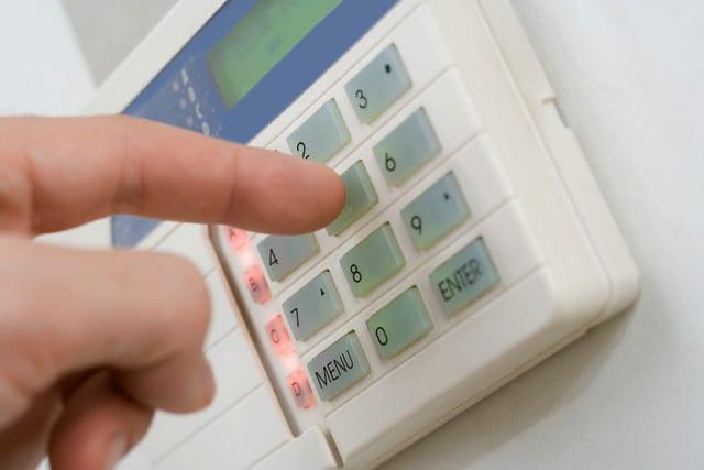 Contratar alarmas para negocios