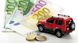 dinero por coche rápido