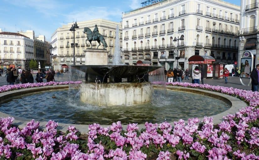 Plazas de Madrid
