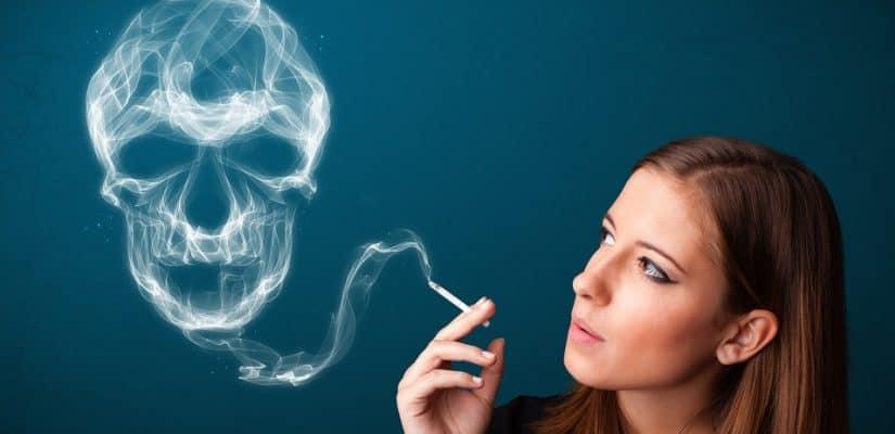 Los fumadores pasivos tienen su salud más expuesta al humo del tabaco