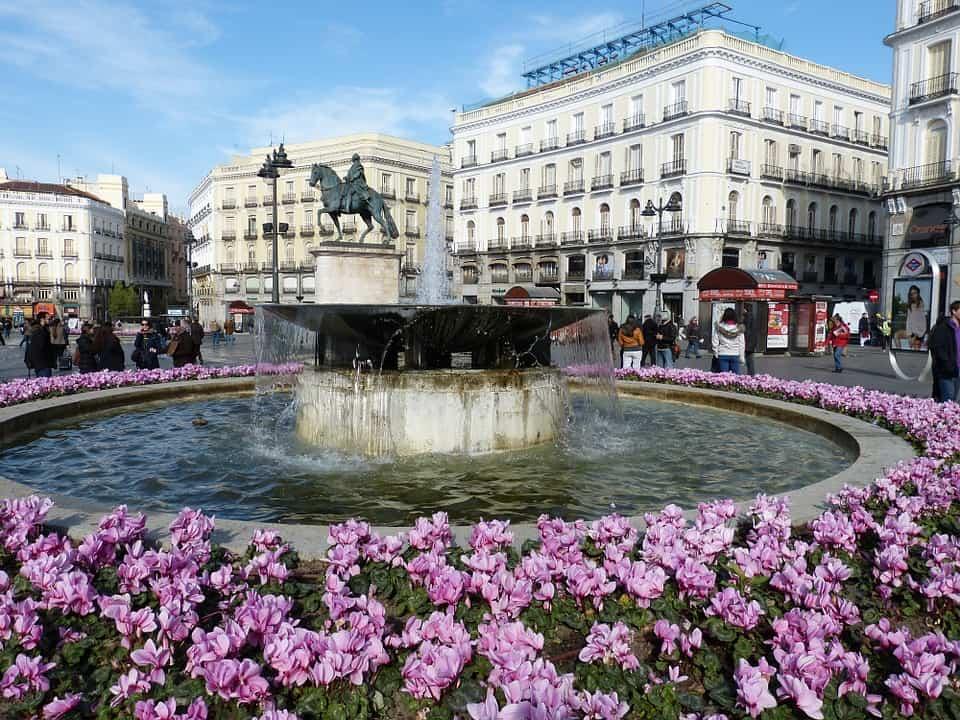 Plazas de Madrid