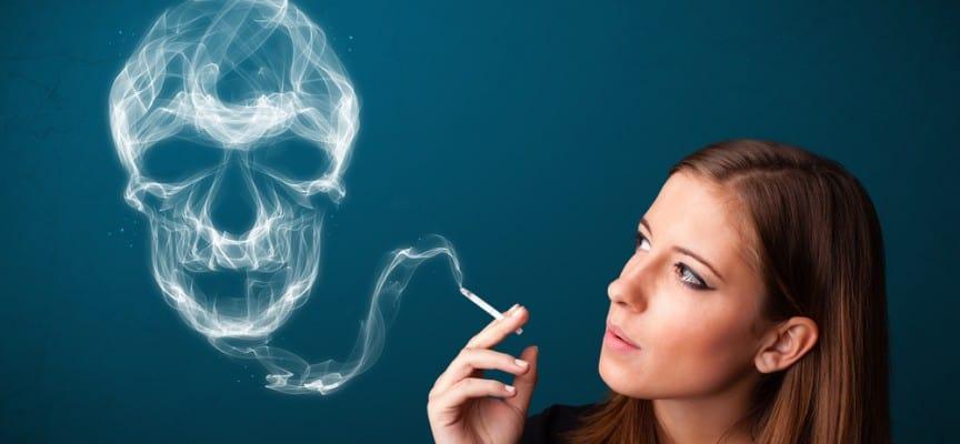 fumadores pasivos tabaco