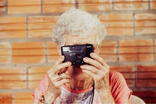 La segunda es Kodak, una muy conocida compañía norteamericana